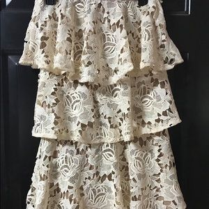Judith March lace dress